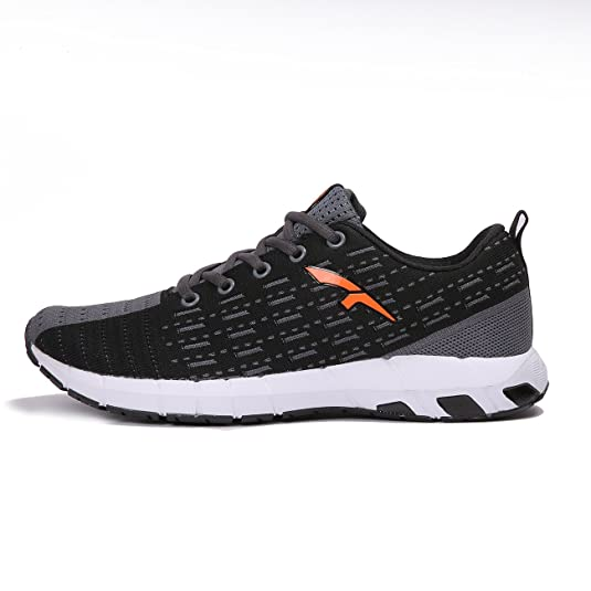new products fbaa1 31225 Furo (By Red Chief) Black Men s Running Shoes  Buy Online at Low Prices in  India - Amazon.in