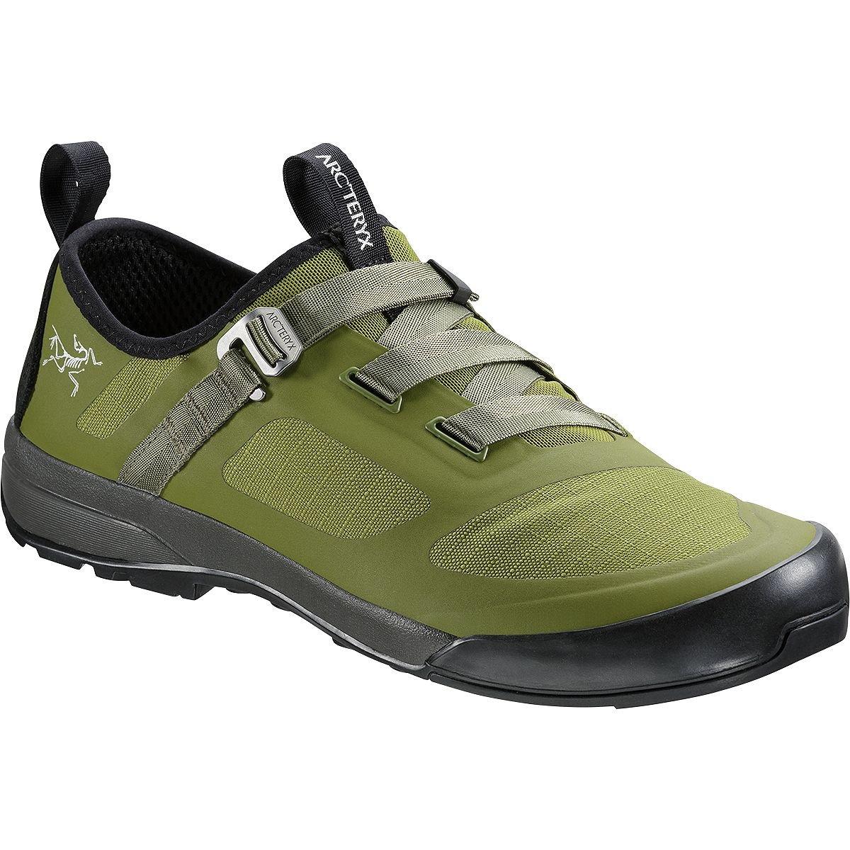 ARC'TERYX(アークテリクス) Arakys Approach Shoe Men's アラキス アプローチ シューズ メンズ 18718 B071G2B4JN 11.5 D(M) US Carmanah/Tarragon