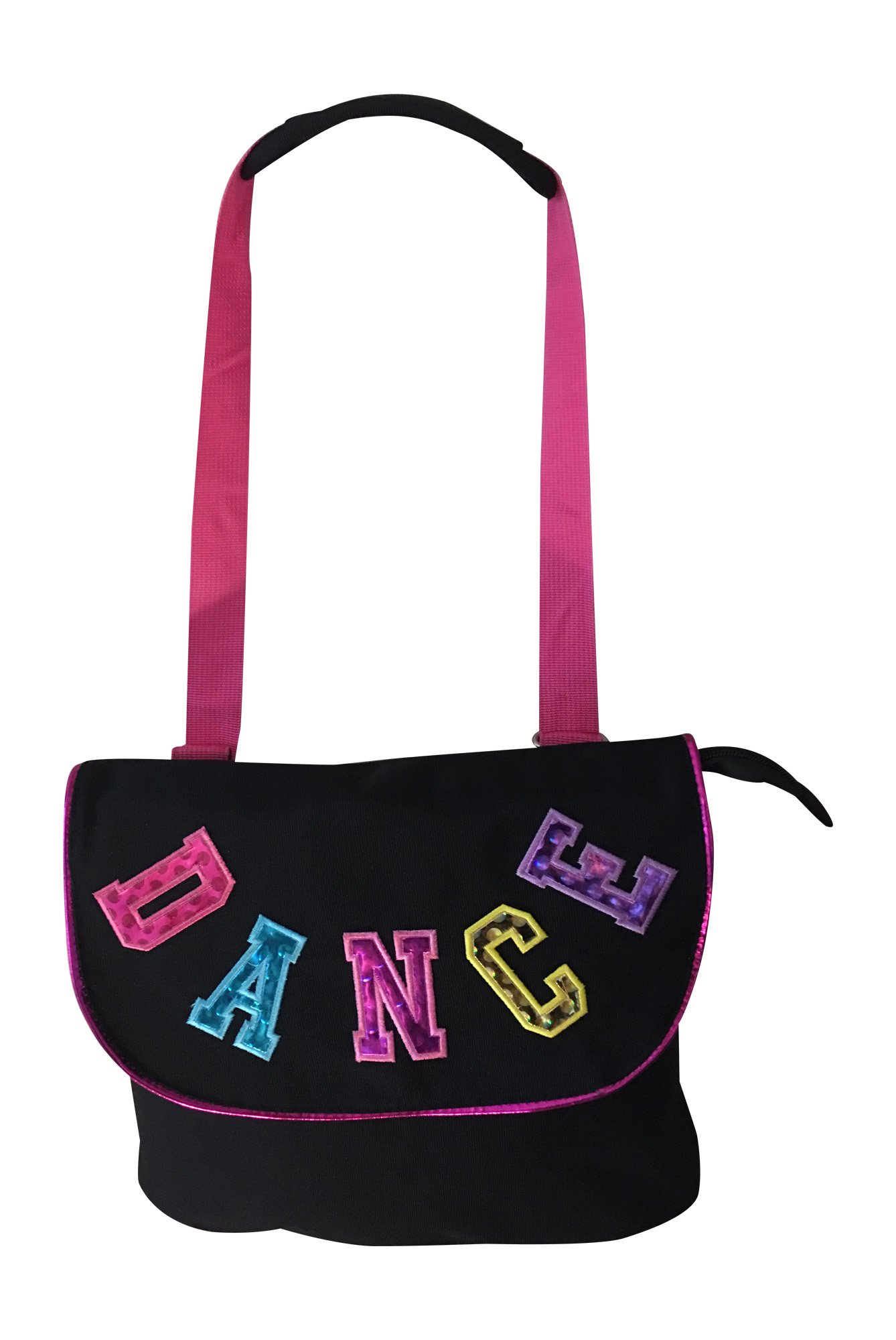 Dance Bag Two-in-One Backpack / Messenger Bag