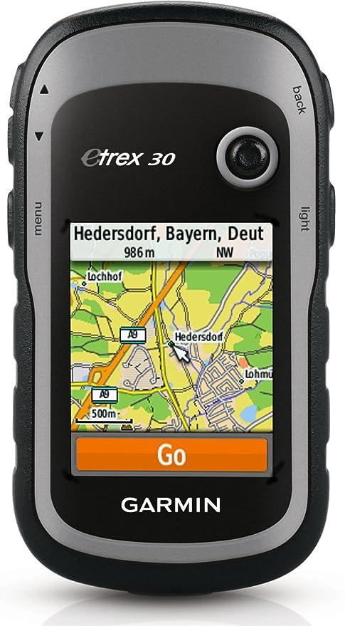 Garmin eTrex30 GPS on