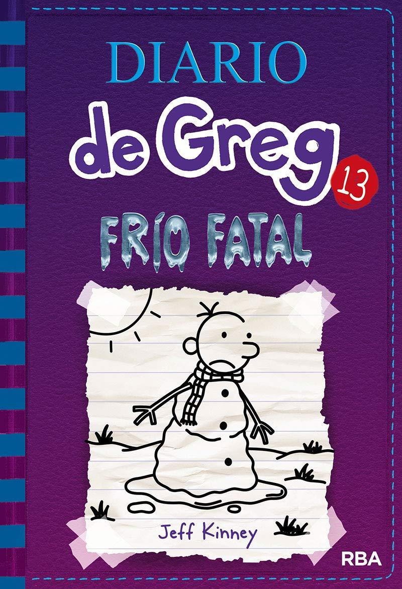 cuantos libros hay del diario de greg