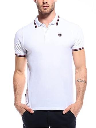 WOLDO Athletic Polo Polo para Hombre Camisa Polo Camisa Camiseta ...