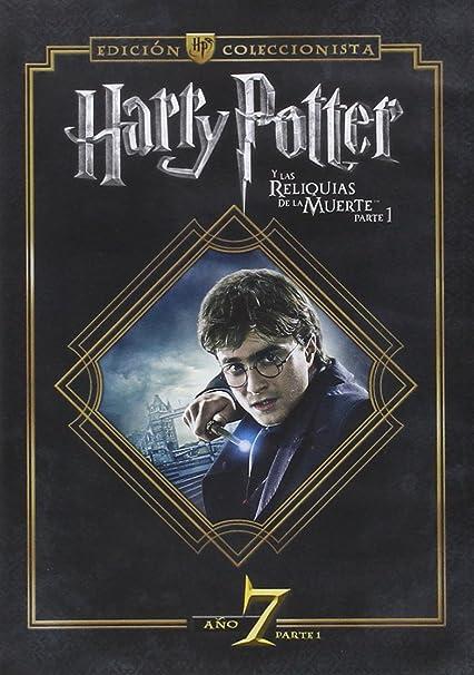 Harry Potter Y Las Reliquias De La Muerte Parte 1. Edición