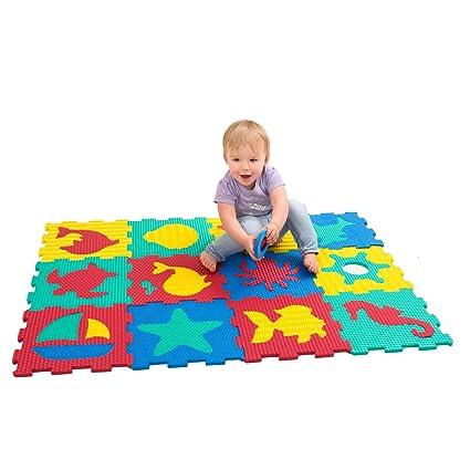 2bf798db5 Hakuna Matte Alfombra Puzzle Infantil para Niños