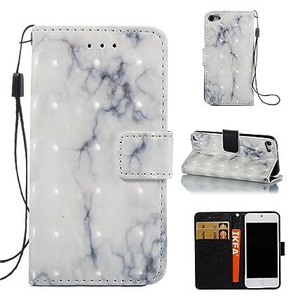 Amazon.com: TOUCH 5 Funda tipo portafolios de mármol, Ivy ...