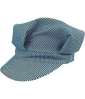 8fbbf261aa089 Funny Party Hats Adjustable Train Engineer Hat - Train Engineer Costume Hat