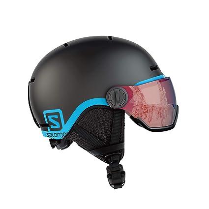 8bfc44a4b5fb Amazon.com  Salomon Kids Grom Visor Helmet