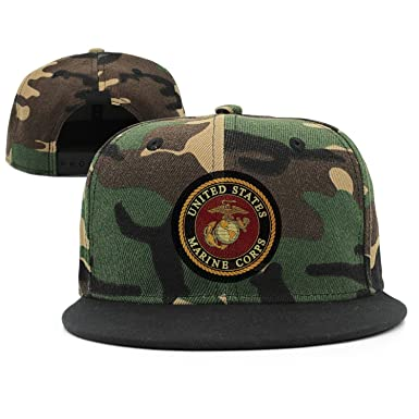 USMC-Eagle Globe and Anchor Gorra de béisbol Ajustable de Vaquero ...