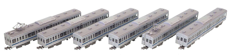グリーンマックス Nゲージ 西武6000系副都心線対応車 増結用中間車6両セット 動力無し 30226 鉄道模型 電車 B075ZSMKH7