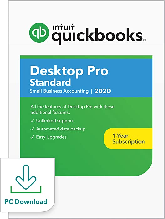 The Best Quickbooks Desktop Pro 2019