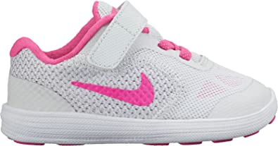 Amazon.com | NIKE Kidsu0027 Revolution 3 (TDV) Running Shoes | Running