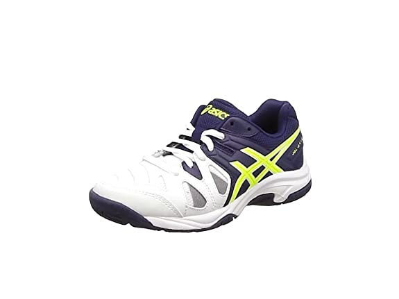 Asics Gel-Game 5 GS, Zapatillas de Tenis Unisex bebé