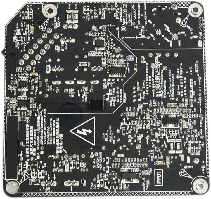 Zahara Power Supply Board Replacement for Apple iMac A1311 AIO 614-0444 205W Late 2009-Mid 2011