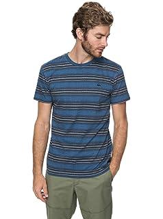 e5a520028725 Quiksilver Zermet - T-Shirt Men EQYKT03680  Quiksilver  Amazon.co.uk ...