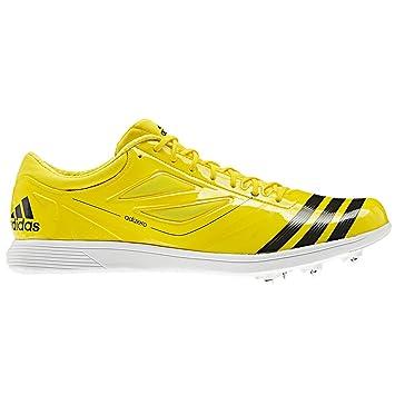 huge discount f8222 d303f adidas Performance Adizero Triple Jump 2.0 Athletics Field Cas Pointes –  Jaune, Jaune