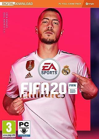 comprar FIFA 20 (La caja contiene un código de descarga - Origin) - Edición Estándar