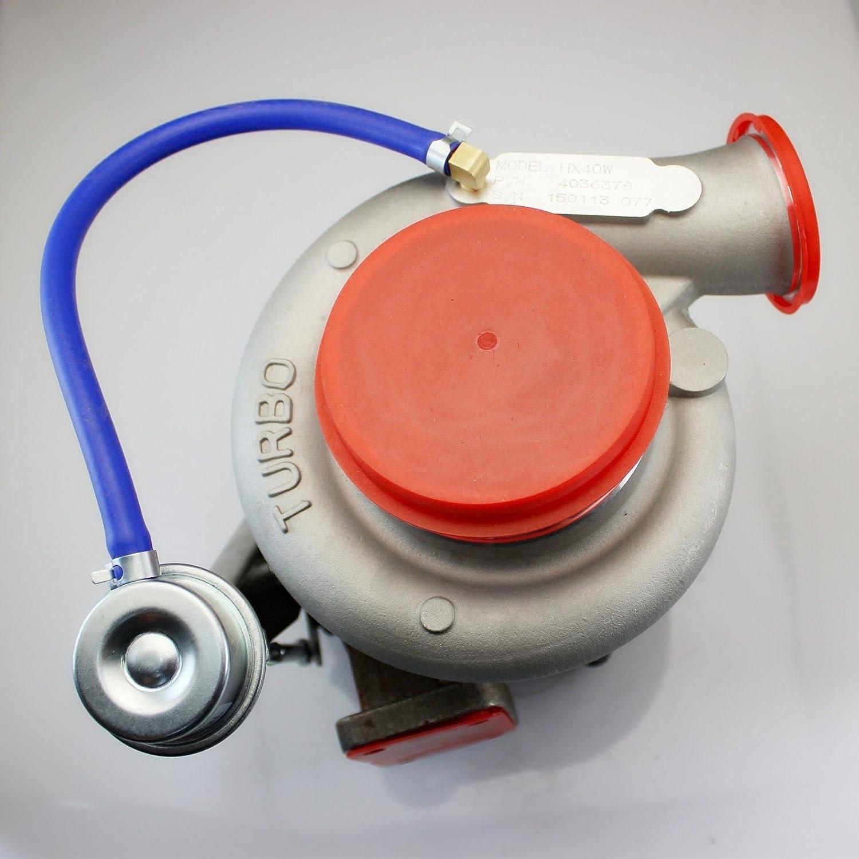 hx40 W 4036378 4055291 4036810 Diesel Cargador de Turbo para Dodge ISC 8.3L: Amazon.es: Coche y moto