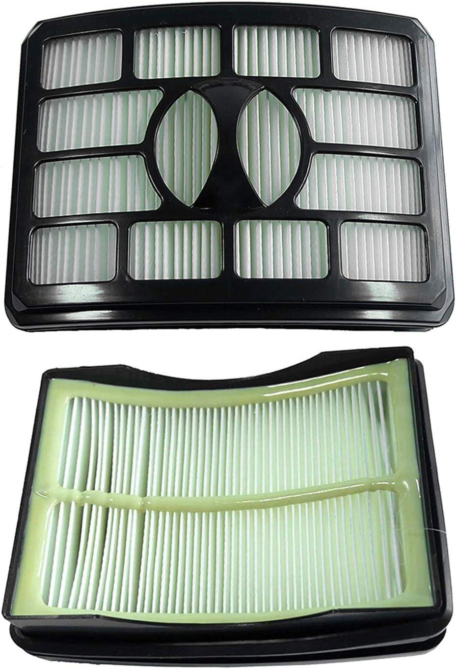 Noblik Filter Elements for Shark Rotator Professional Lift-Away Nv500 Xff500 Xhf500