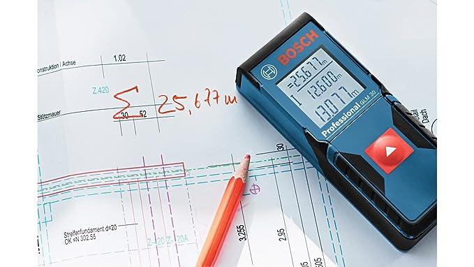 Bosch professional laser entfernungsmesser glm amazon baumarkt