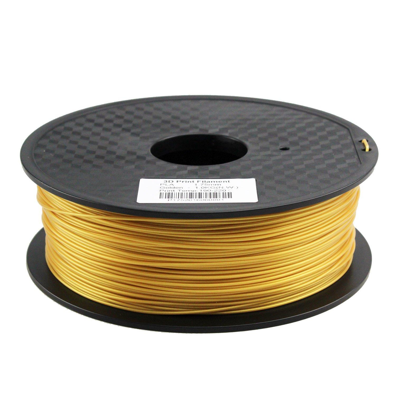 rouleau de 1/kg pour imprimante 3D ou stylo 1 kg 1 DruckerRhino Filament PLA de 1,75/mm de diam/ètre emballage sous vide Effet marbre
