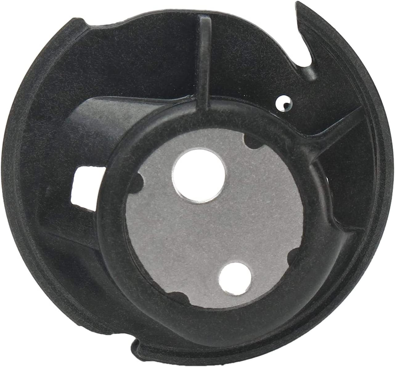 TRUUA Caso Negro Bobina de Coser Piezas de la máquina Singer # Q6A0764000 3323 4411 4423 5511 5523-3.5cm * 4cm * 1.3cm
