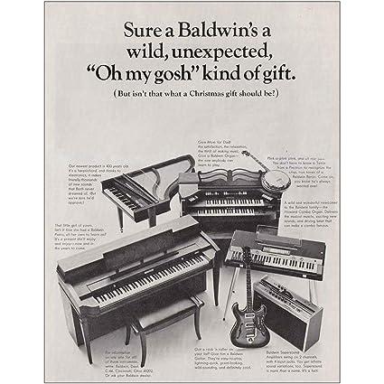 a6670ef0a Amazon.com  RelicPaper 1966 Baldwin  Wild