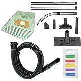 Delux 1.8 m Full Tool Kit for Numatic hvr200 hvr204 Vacuum Cleaner spare part
