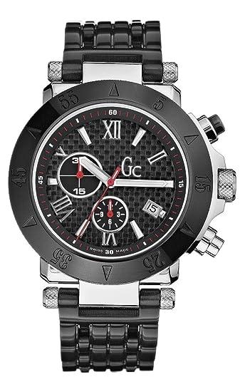 Guess Collection GC SE-1 46500G1 - Reloj analógico de mujer de cuarzo con correa
