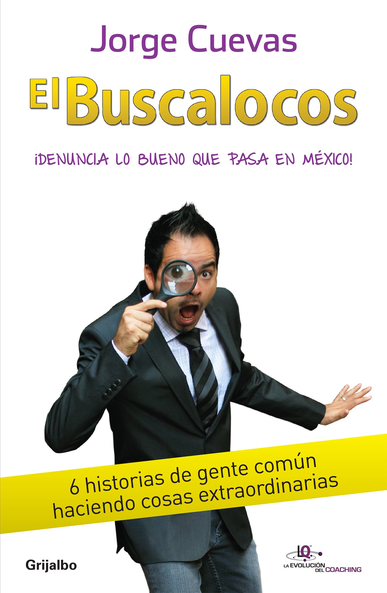 El buscalocos (Spanish Edition): Jorge Cuevas: 9786073117463: Amazon.com: Books