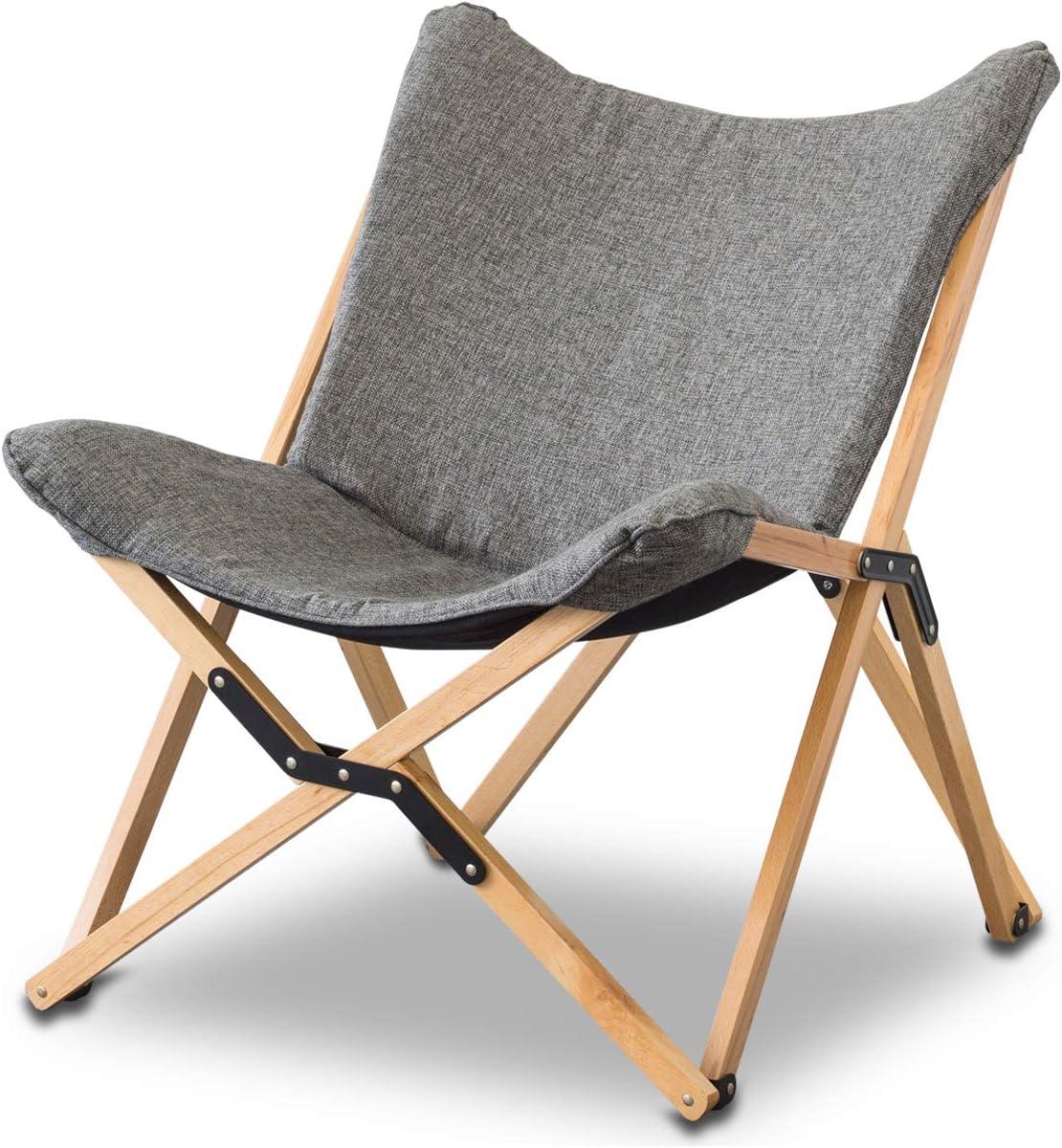 【FIELDOOR】木製折り畳み