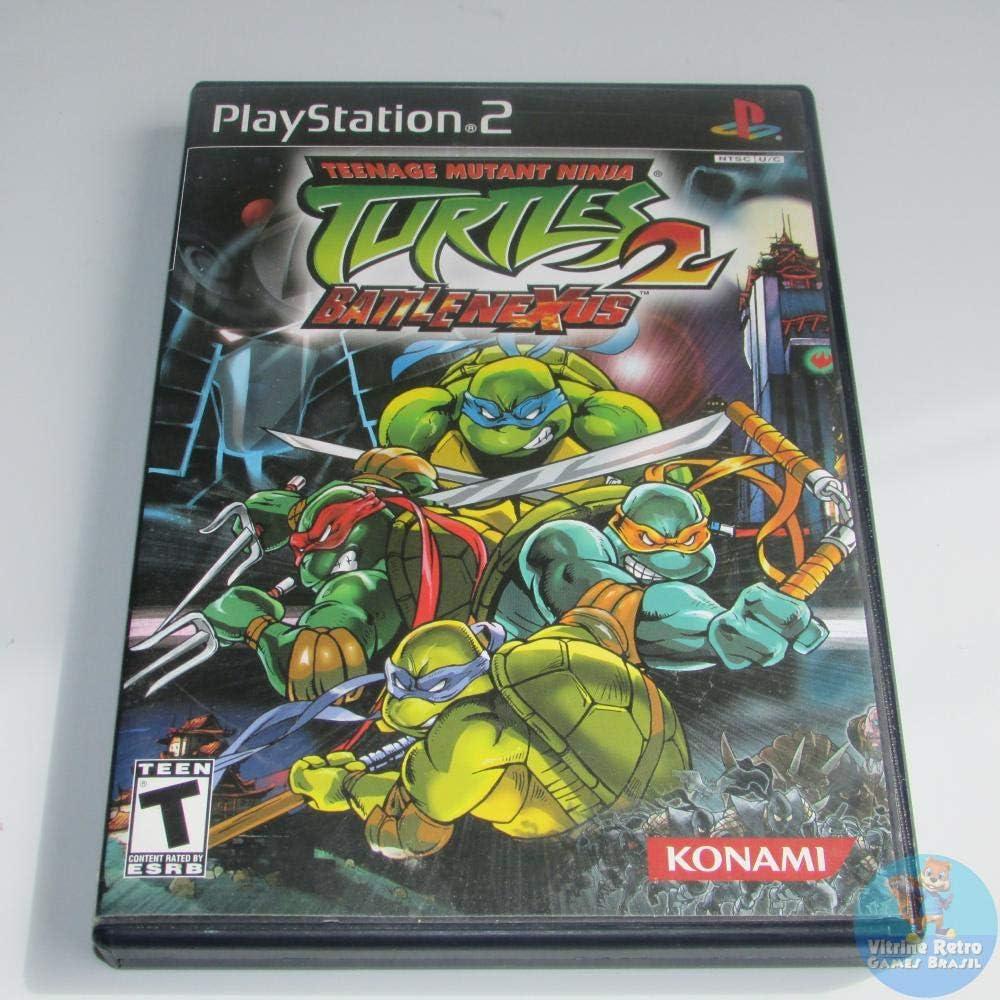 Amazon.com: Teenage Mutant Ninja Turtles 2 Battle Nexus ...