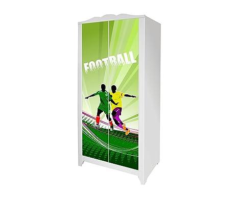 Fútbol decorativo para muebles/Pegatinas para los niños Armario hensvik de Ikea – im193
