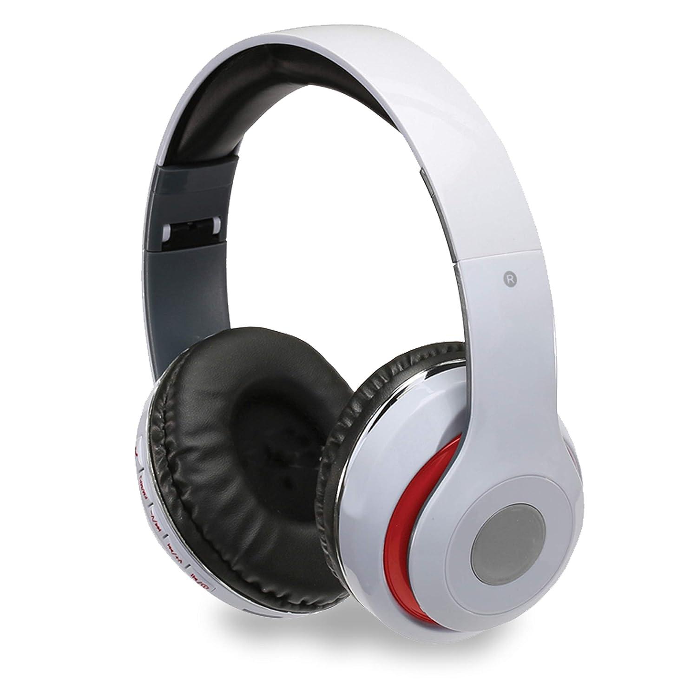 Travigo Wireless Bluetooth Headphones with FM Radio | Foldable | Micro SD Slot | Charging Port | AUX Port