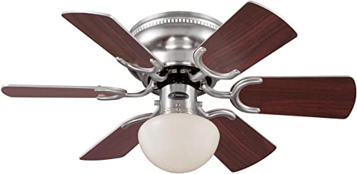 Westinghouse Lighting 7213300 Petite Indoor Ceiling Fan