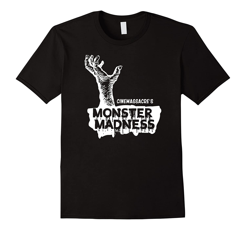 Cinemassacre Monster Madness Zombie Hand T-Shirt-Art