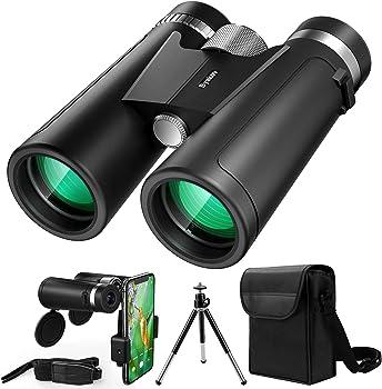 Byakov KKN1 12x42 Binocular with BAK4 FMC Lens