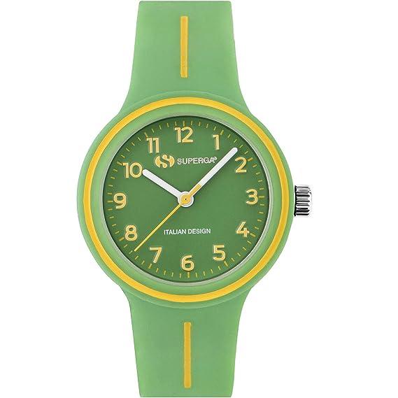 Reloj Superga Junior Time Only Green STC045