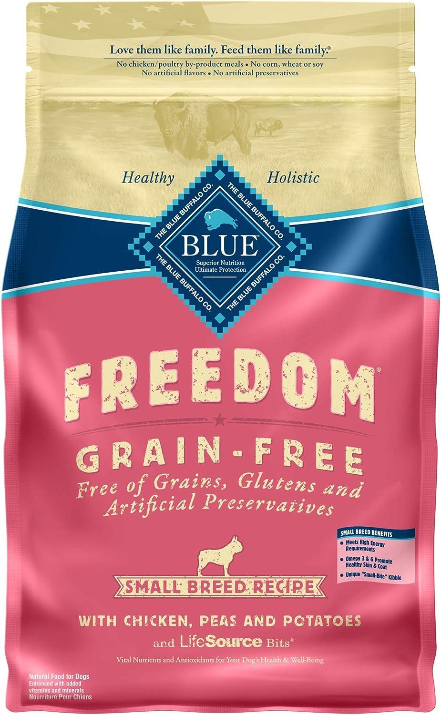 BLUE Freedom Azul Buffalo alimentos perros adulto