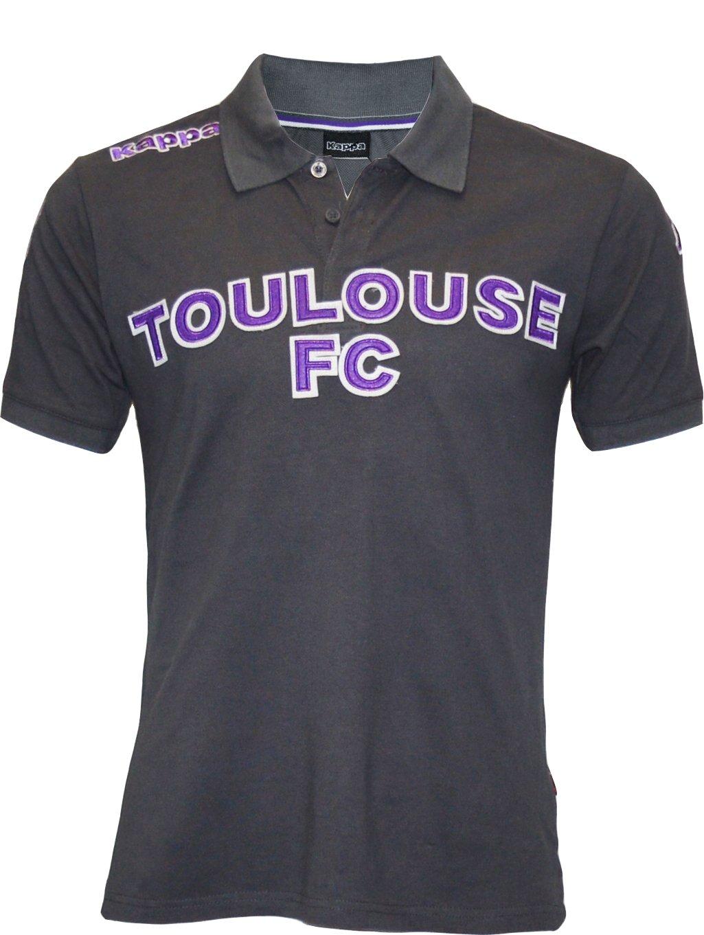 Polo Toulouse FC–Offizielle Kollektion TFC–Erwachsenengröße, für Herren für Herren