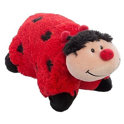 Amazon.com  Pillow Pets Pee-Wees - Ladybug  Toys   Games ec020b73e10b