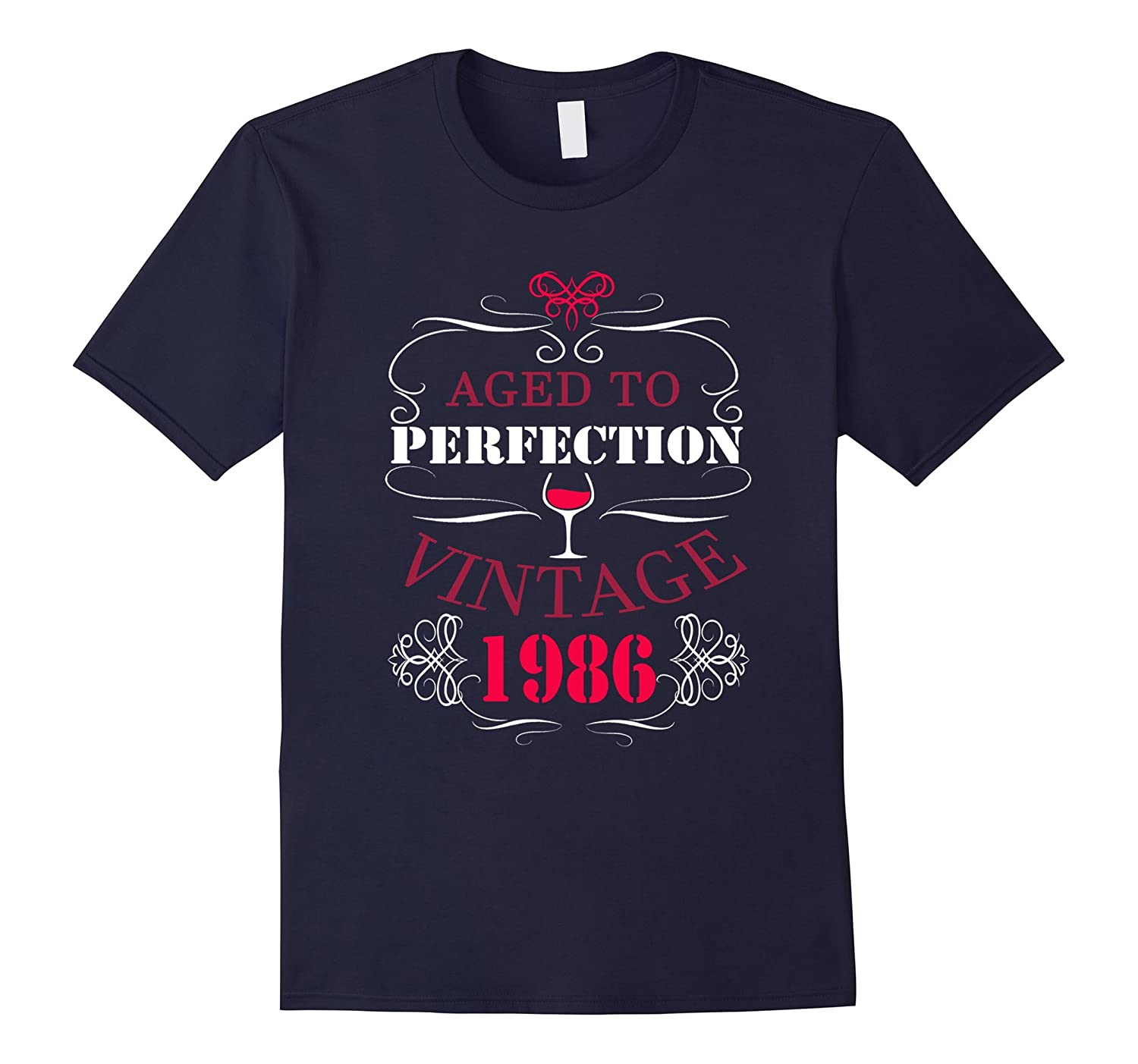 Age to Perfection vintage 1986 T-shirt-Art