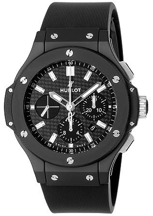 half off 4d6db 80f8a Amazon | [ウブロ] 腕時計 ビックバンブラックマジック ...