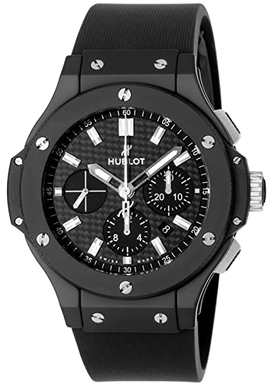 half off f43e9 0f096 Amazon | [ウブロ] 腕時計 ビックバンブラックマジック ...