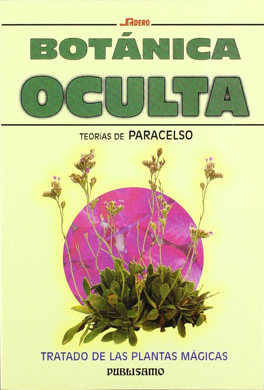 botanica oculta de paracelso