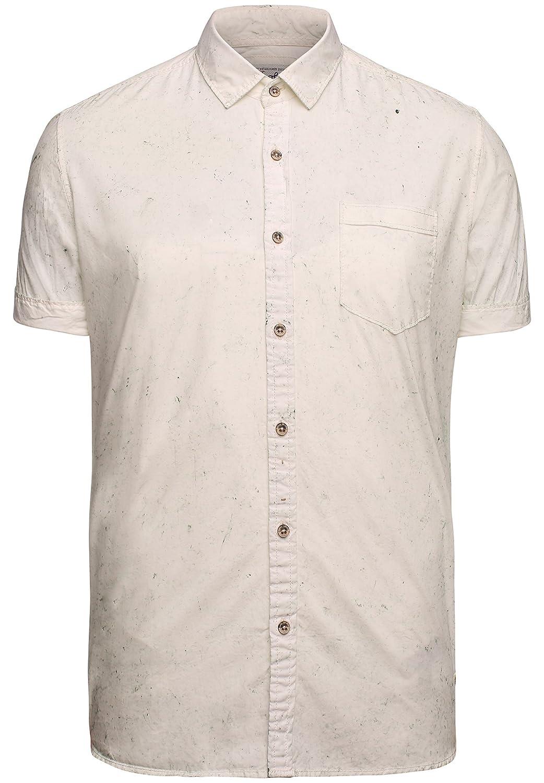 Khujo Herren Shirt Sedge 2066SH161_SPR10
