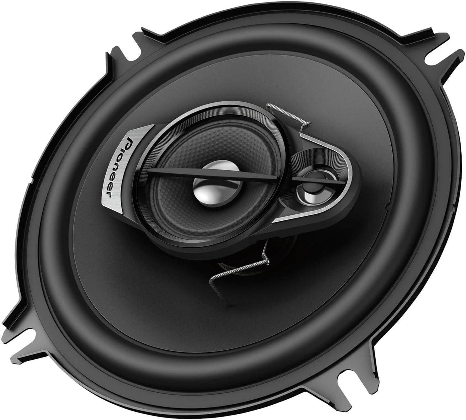 PIONEER Pioneer TS-A1370F 5-1//4 300 Watts 3-Way Coaxial Car Speakers