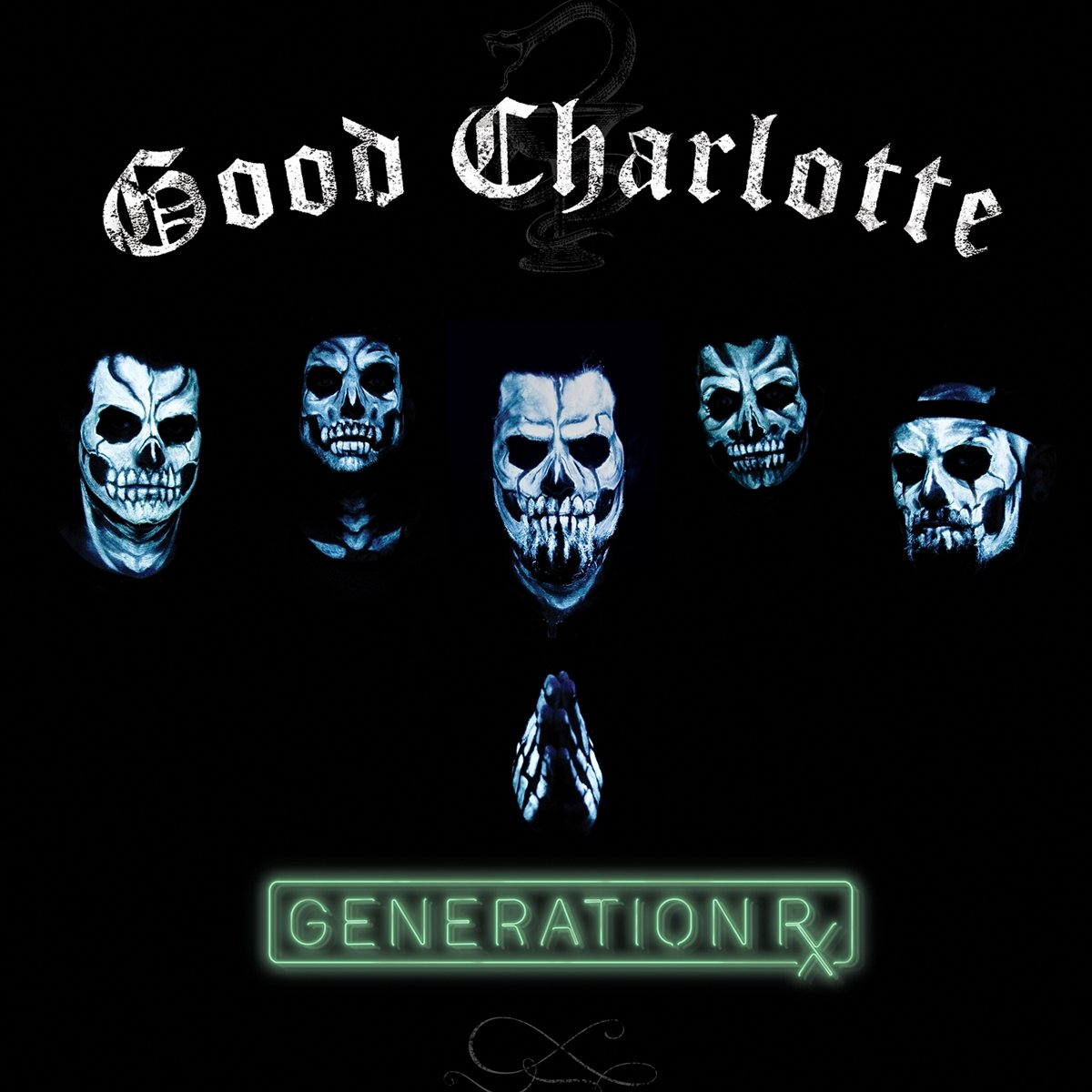 CD : Good Charlotte - Generation Rx (CD)
