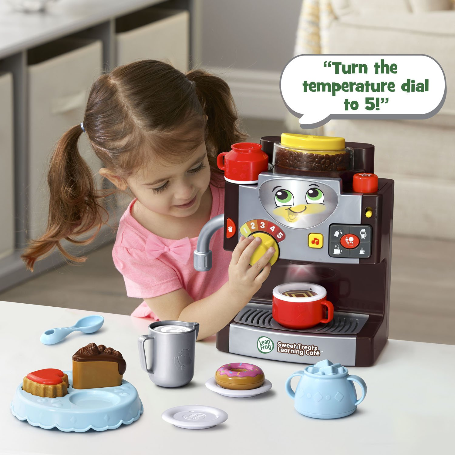 LeapFrog Sweet Treats Learning Café Amazon Exclusive, Black by LeapFrog (Image #5)