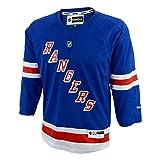NHL Boys New York Rangers Team Color Replica Jersey - R56Hwbmm