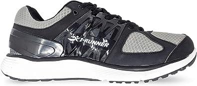 I-Runners - Zapatillas de Deporte para Hombre (Extra Anchas, Talla ...